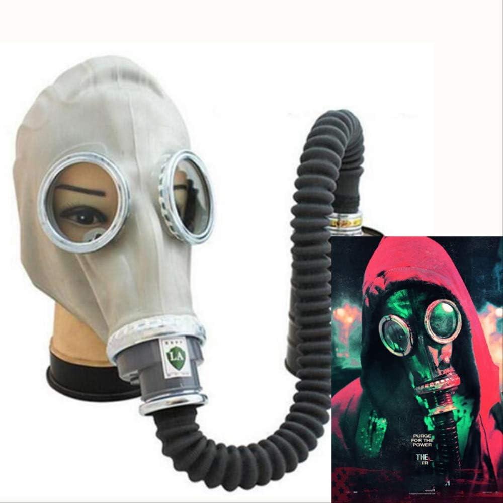 Máscara GOGODA Máscara de Gas Año de elección Máscara de Purga ...