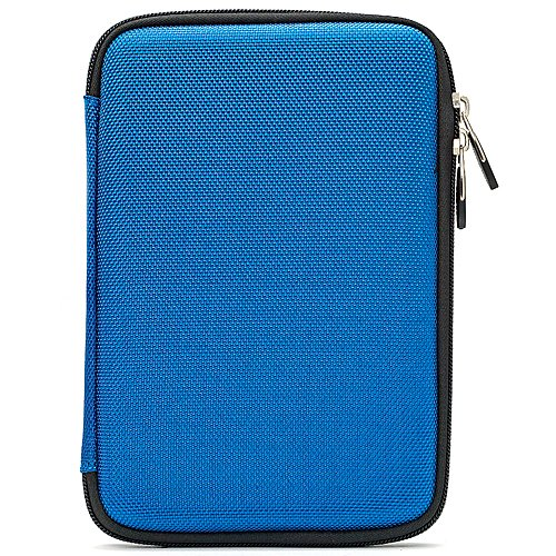 Vangoddy Travel Hard Nylon Lightweight Case for DoPo Double Power GS 918, M975 9 inch Tablet (Dopo Case Tablet M975)