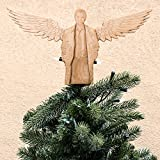 Crafts - Castiel Christmas Tree Topper 15x8x2in