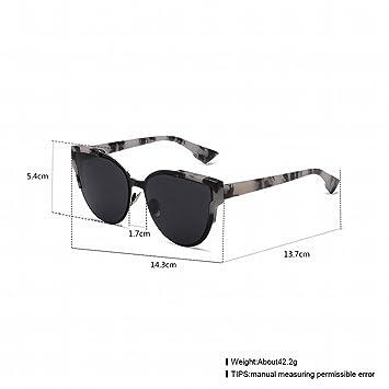 Moda Tendencia Gafas de Sol Gafas , Lente Gris / Concha ...
