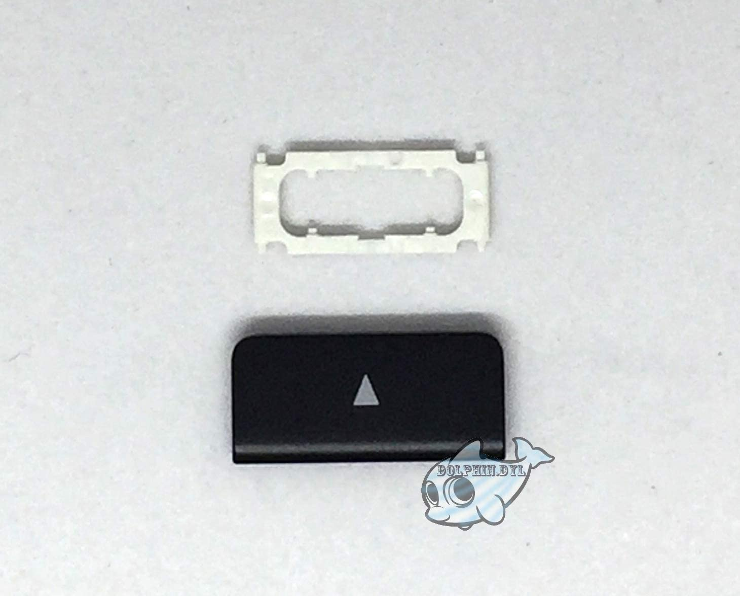 Dolphin.dyl(TM) Replacement Individual Key Cap for US MacBook Pro A1706 A1707 A1708 Key Cap with Hinge (up/Down Arrow)