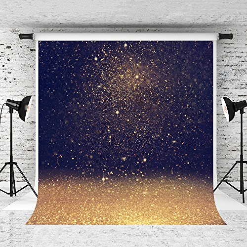 Kate 10x10ft Party Photography Backdrop Bokeh Glitter Background for Baby Shower Photography Props by Kate