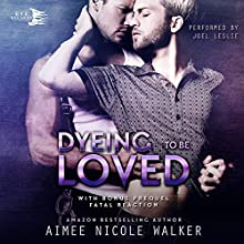 Dyeing to be Loved: Curl Up and Dye Mysteries, Volume 1 Audiobook by Aimee Nicole Walker Narrated by Joel Leslie