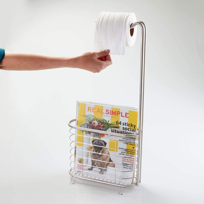 magazine rack for bathroom home 5aday