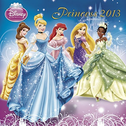 Princess 2013 Broschürenkalender