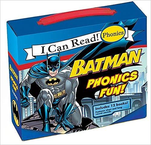 Buy Batman Phonics Fun!