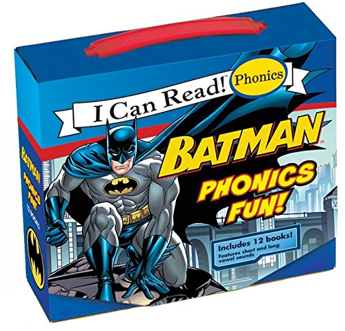Batman Classic: Batman Phonics Fun (My First I Can Read) -