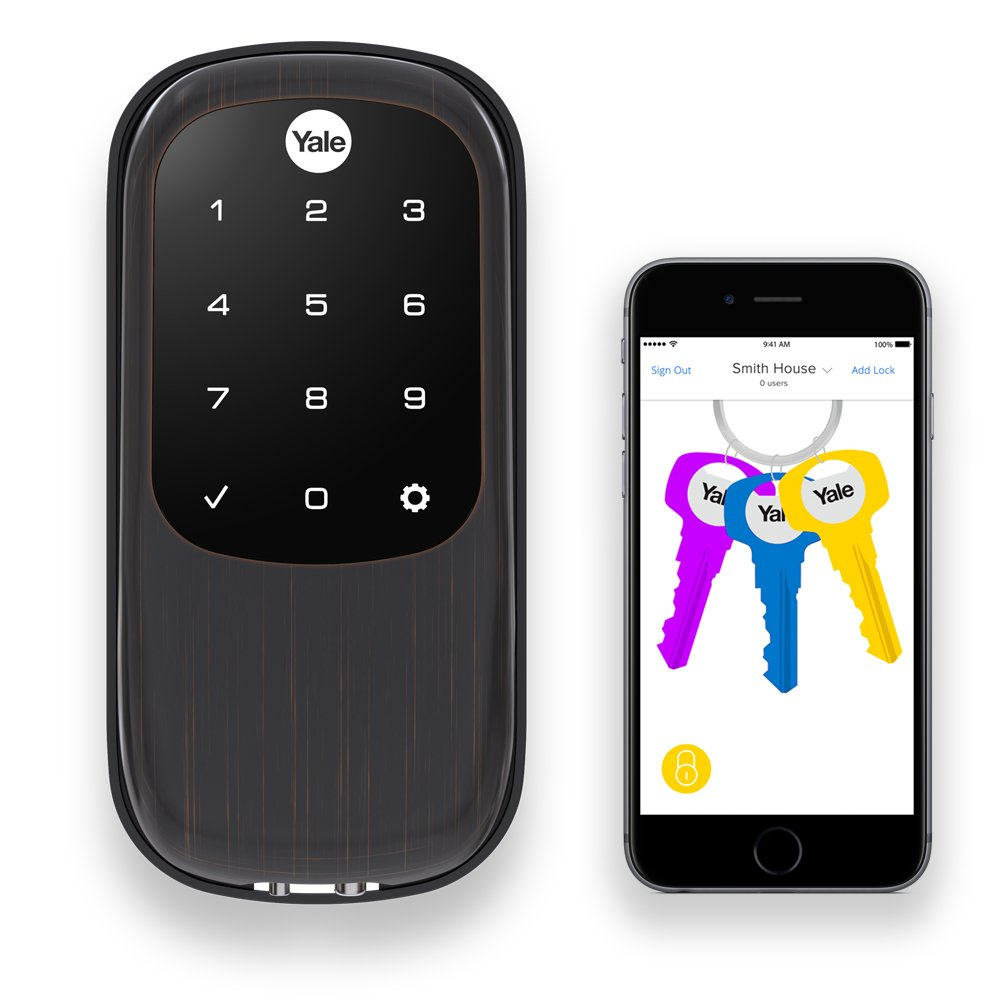 Yale Real Living Assure Lock with Bluetooth