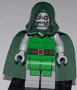 Lego Lego Spiderman Minifiguremarvel SuperheroesDr Doom SuperheroesDr Doom K1Jc3FTl