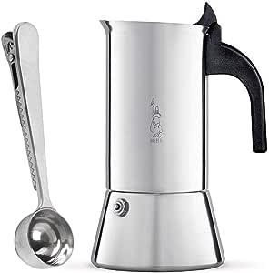 Bialetti W1-GOHP-LB21 Cafetera, Gris: Amazon.es: Hogar