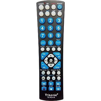 Amazon Clikr 5 Time Warner Cable Remote Control Ur5u 8780l