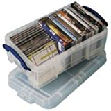 Really Useful Box 9C 9 Liter Box Transparent 395x255x155 mm PP