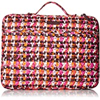 Vera Bradley Signature Cotton Laptop Organizer (Houndstooth Tweed)
