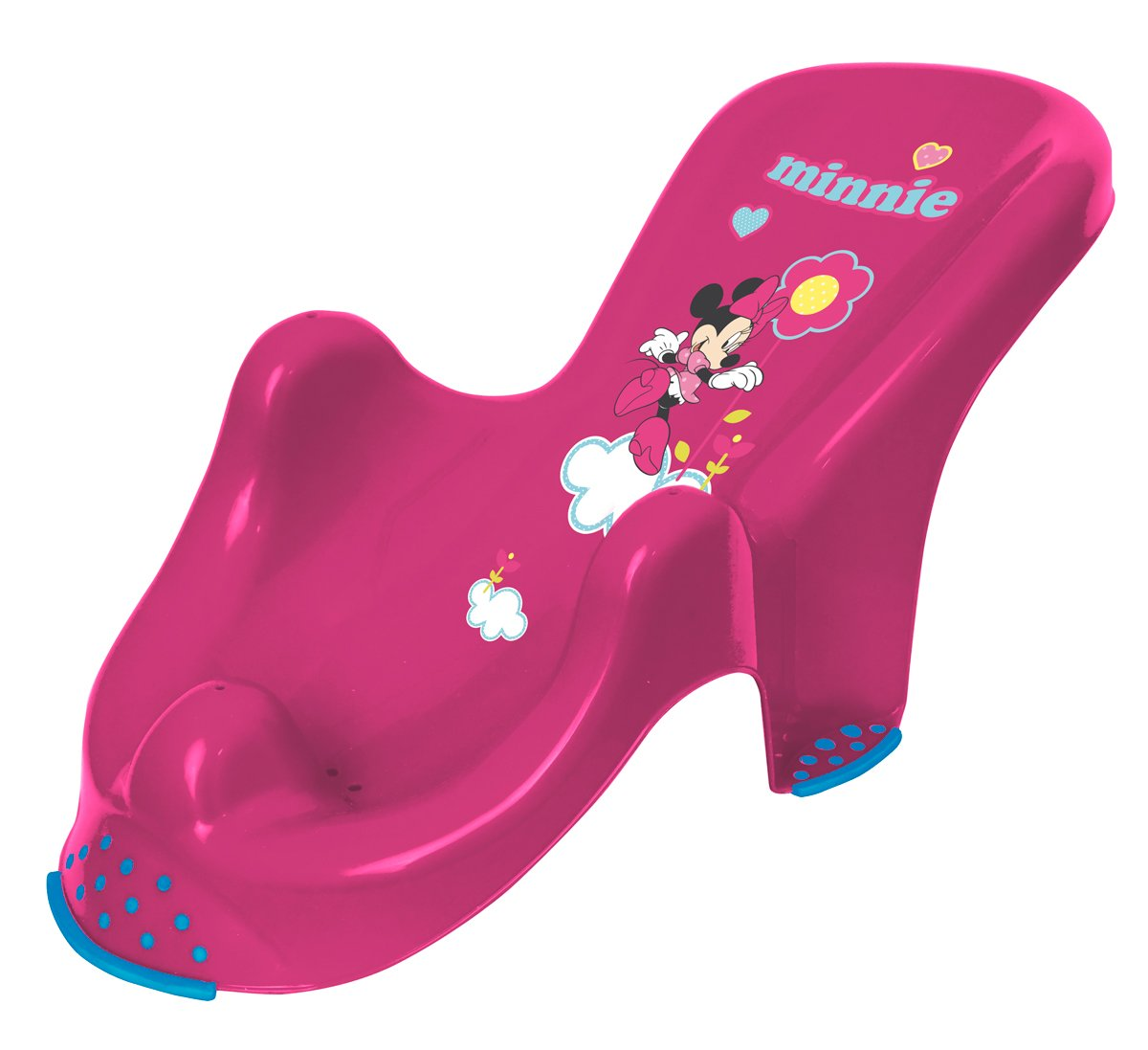 Disney Baby Minnie Mouse Bath Chair for Newborns with Suction Pad ...