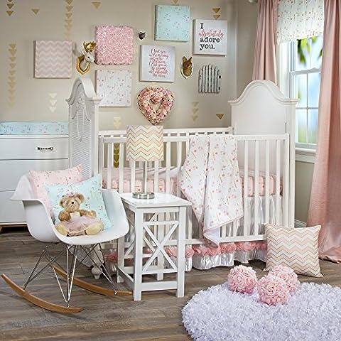 Glenna Jean Cottage Collection Audrey 3 Piece Set - Glenna Jean Baby Crib