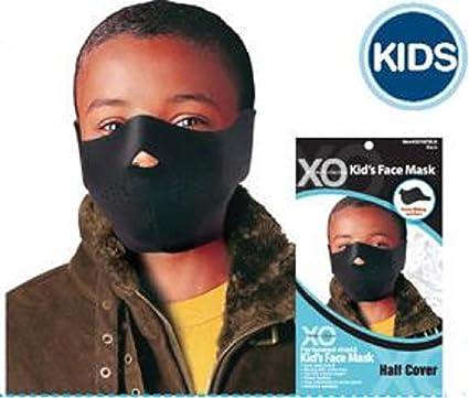 Amazon.com: Face de esquí Máscara Pasamontañas para niños ...