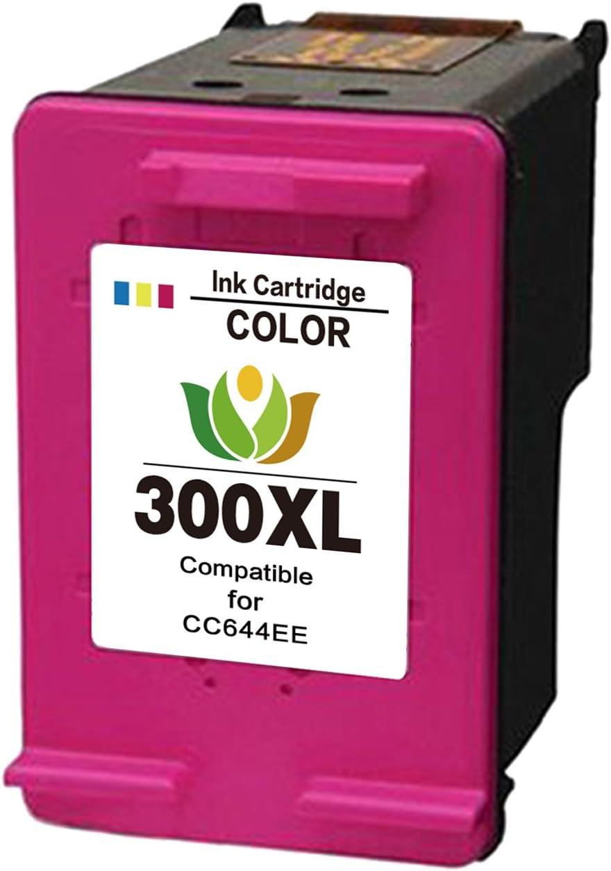 300 Cartuchos Reemplazo para HP 300 XL Compatible cartuchos de ...