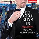 The CEO Buys In: Wager of Hearts, Book 1 | Nancy Herkness