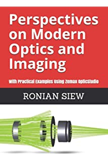 Amazon com: Introduction to Lens Design: With Practical Zemax