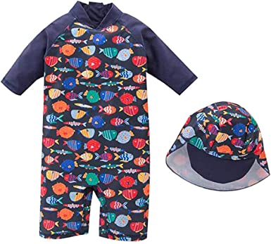 Baby//Boys Girls One Piece Shark Swimsuit Infant Bathing Suit Toddlers Outfit Swimwear