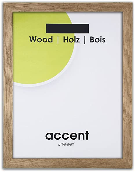 Nielsen Solid Oak 40 x 50 cm Wood Frame: Amazon.co.uk: Kitchen & Home