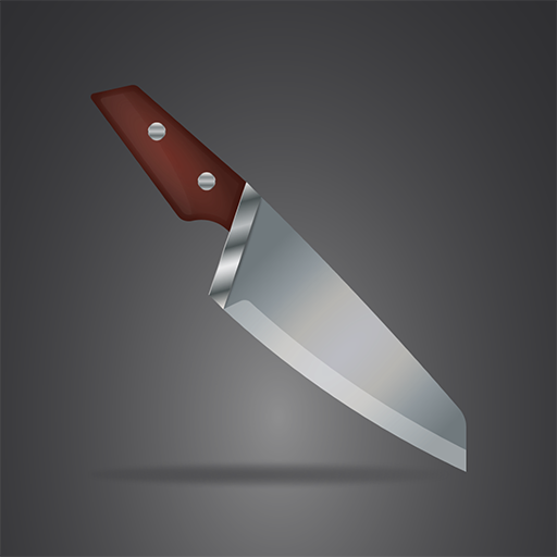 The Knife Is Flippy: Throw Knives Challenge