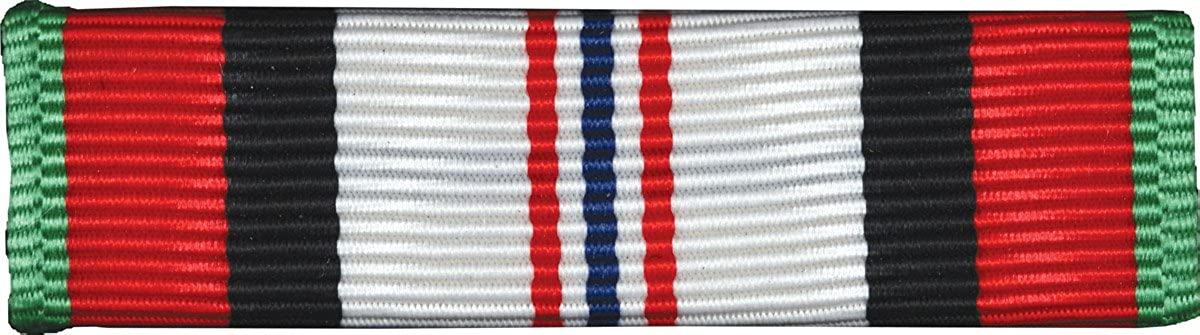 Afghanistan Campaign Full Size Medal-Ribbon