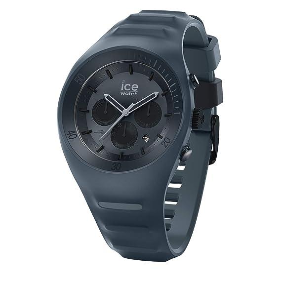 Ice-Watch Reloj Analogico para Hombre de Cuarzo con Correa en Silicona 14944: Amazon.es: Relojes