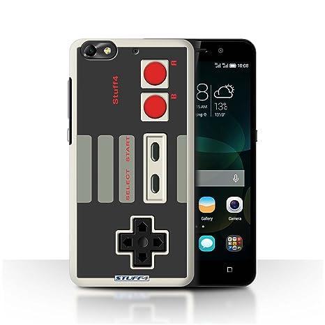 Stuff4 Carcasa/Funda Dura para el Huawei G Play Mini/Serie ...