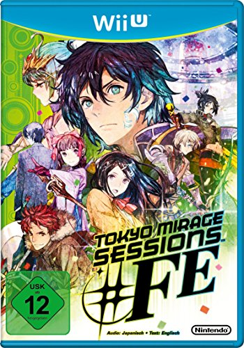 Wii U Tokyo Mirage Sessions #FE