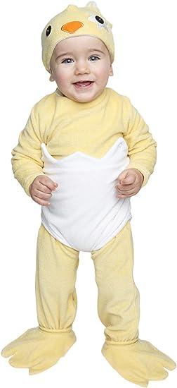 My Other Me Me-204301 Disfraz de pequeño pollito, 0-6 meses ...
