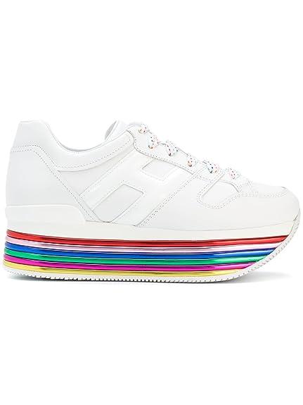 2d9889ff4b8 Hogan Zapatillas Para Mujer Blanco Weiß It - Marke Größe