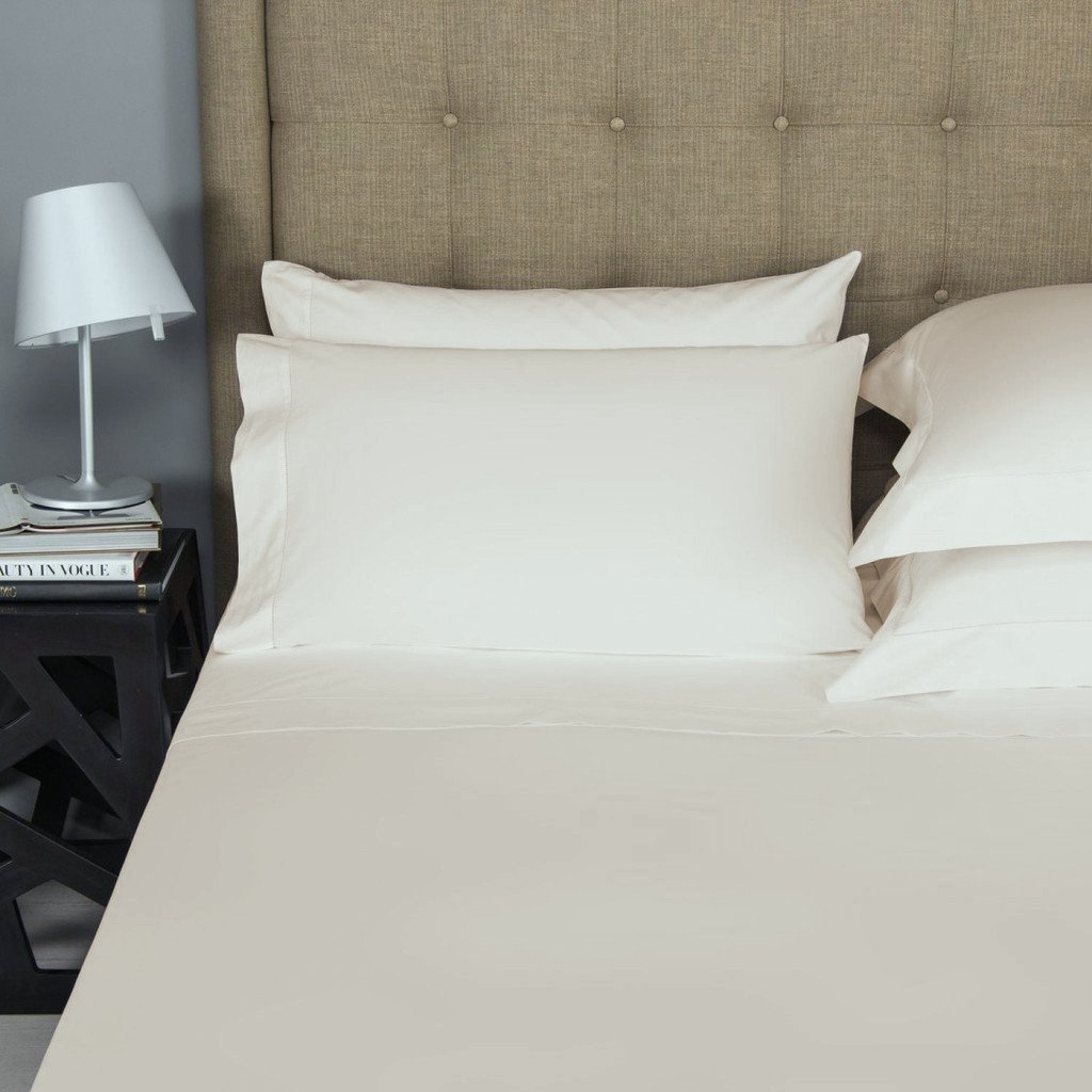 Long-Staple Combed Pure Natural 100/% Cotton Pillows for Sleeping,Soft /& Silky Sateen Weave Bed Pillow Cover. 500 Thread Count 100/% Egyptian Cotton Pillow Cases,Dark Grey Standard Pillowcase Set of 2