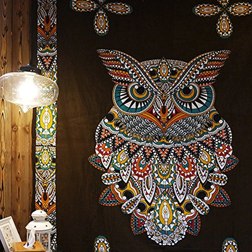Enipate Owl Tapestry Wall Decor Wall Hanging Home Dector