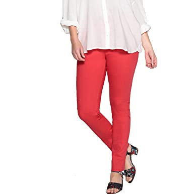 ed2ff65428705 Castaluna Womens Long Jeggings With Mock Front Pockets, Length 30.5 at  Amazon Women's Clothing store: