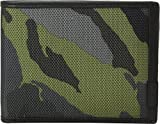 TUMI Men's Alpha Global Removable Passcase ID with RFID Blocking, Green Camo, one size