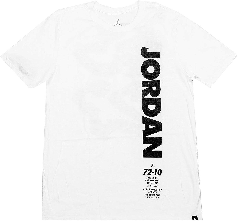 JordanBQ0260-100 - Nike Jordan Legacy Bq0260-100 Camiseta para hombre, blanco Hombre , Blanco (Blanco), X-Large: Amazon.es: Zapatos y complementos
