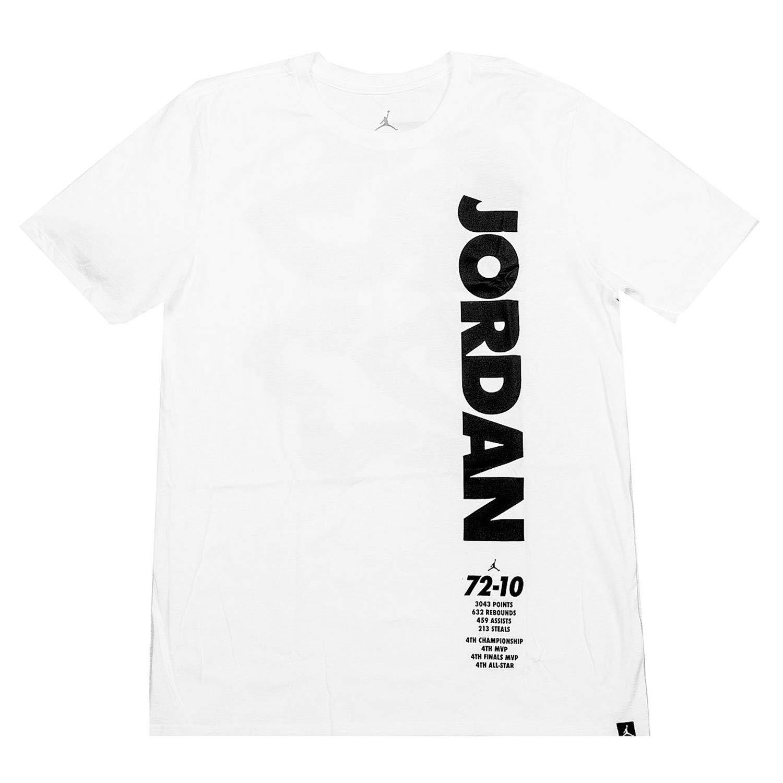 6032739d526a0 Amazon.com: Jordan Nike Men's Legacy Tee White BQ0260-100: Shoes