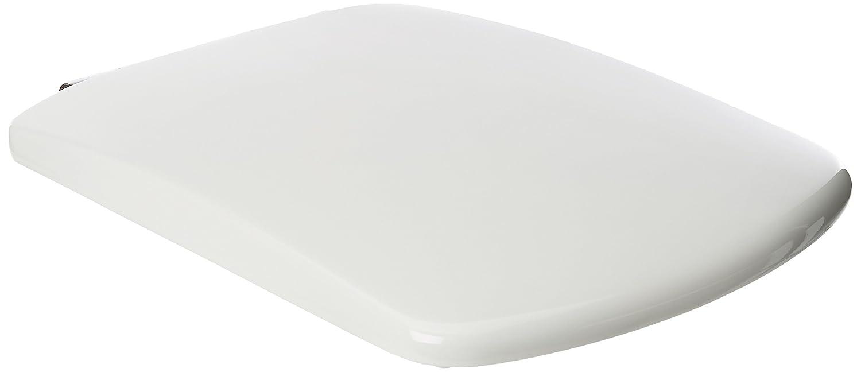 Roca Sidney A801382004-Si/ège de toilettes chute amortie Blanc