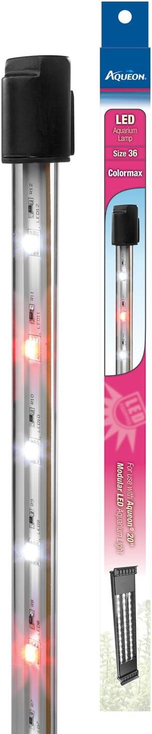 Aqueon  Colormax Modular LED Aquarium Lamp Size 24 New