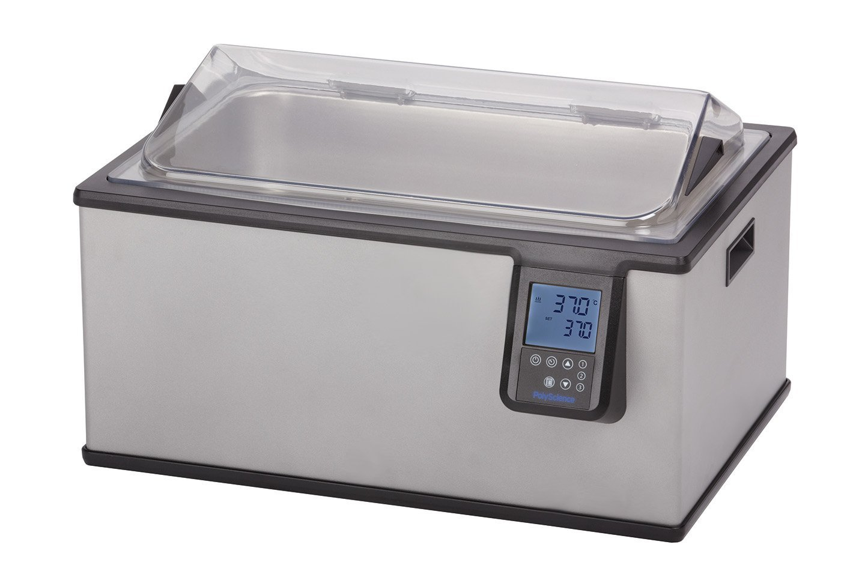 PolyScience WB28A11B Digital General Purpose Water Bath, 28 L Capacity, 120V/60 Hz by PolyScience