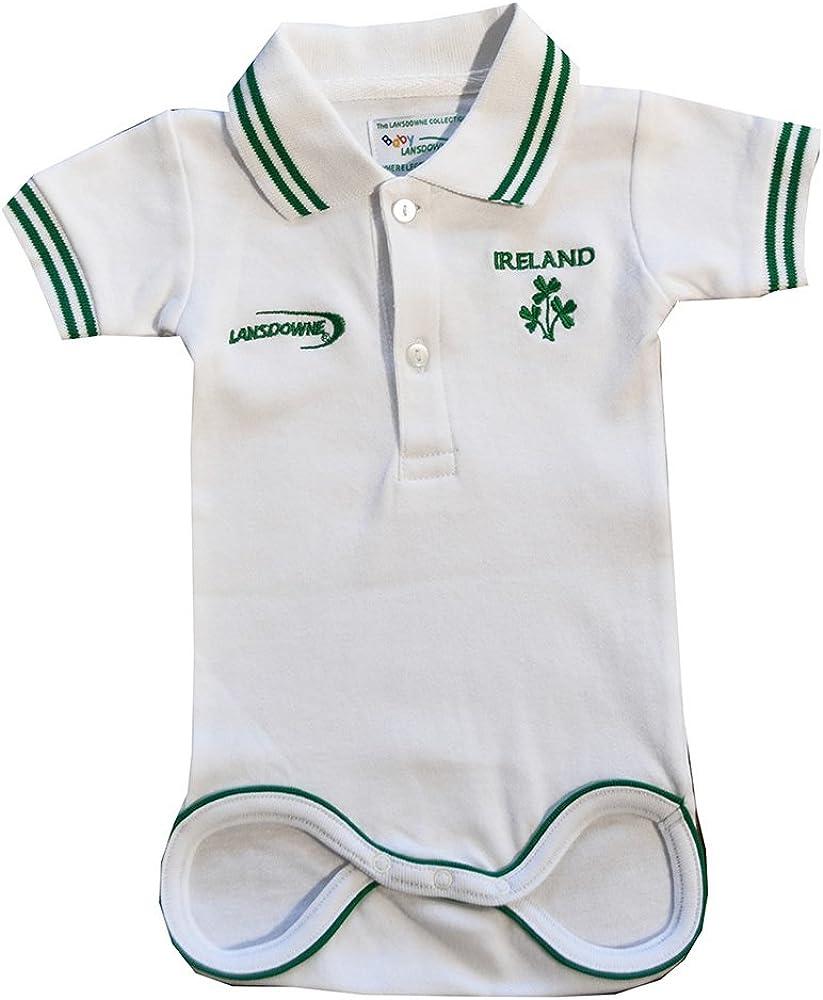 Kids Blanco Irlanda Rugby Chaleco - Blanco -: Amazon.es: Ropa y ...
