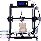 FLSUN 3d Printer Prusa i3 Diy Kit Auto leveling RepRap Desktop 3D Large Printing Size Heated Bed Full Gifts PLA,ABS Filament 1.75mm