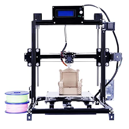 FLSUN 3D Printer Prusa i3 Diy Kit RepRap Desktop 3D Printing Size Heated Bed Full Gifts