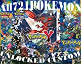 Pokemon Y Unlocked with ALL 721 Shiny 6 IV Battle Ready Pokemon