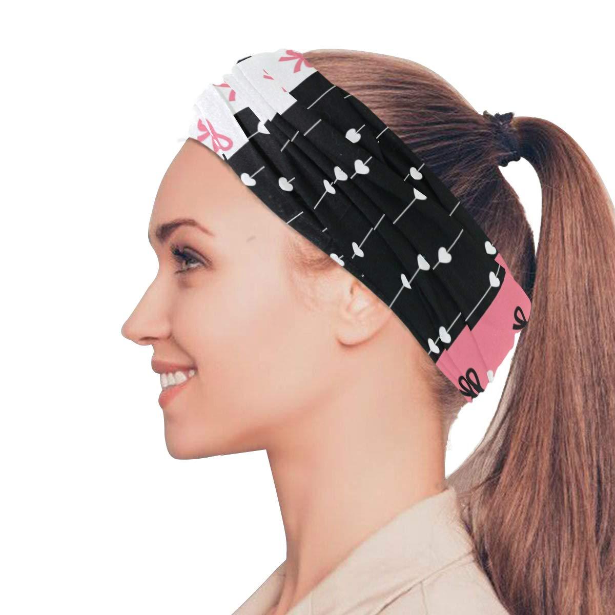 Magic Headwear Lattice Style Outdoor Scarf Headbands Bandana Mask Neck Gaiter Head Wrap Mask Sweatband