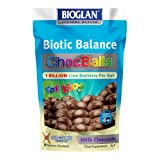Bioglan Milk Biotic Balance ChocBalls for Kids - Pack of 30