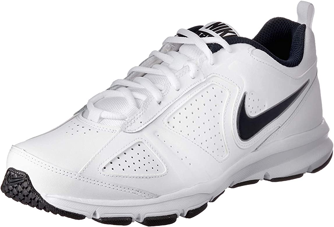 Nike T-Lite 11, Zapatillas de Cross Training para Hombre, Blanco (White/Black/Obsidian), 44 EU: Nike: Amazon.es: Deportes y aire libre