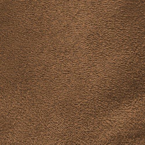 Big Shrimpy Original Faux Suede Dog Bed Replacement Cover, Medium, Walnut by Big Shrimpy (Image #2)