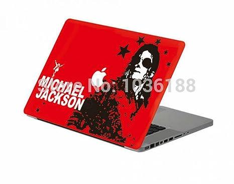 Top Top Jackson decoración vinilo adhesivo para MacBook Pro 13 de Vinilo skin para ordenador portátil